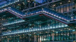 Pompidou Merkezi, Paris