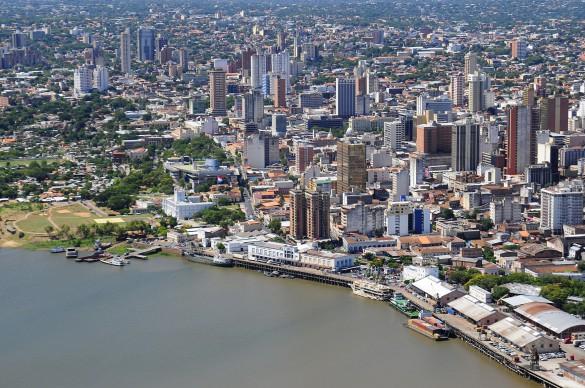 Asuncion Nerede Nerenin Başkenti Hangi Ülkede