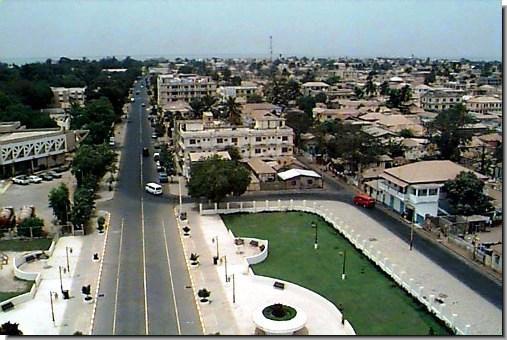 Banjul Nerede Nerenin Başkenti Hangi Ülkede