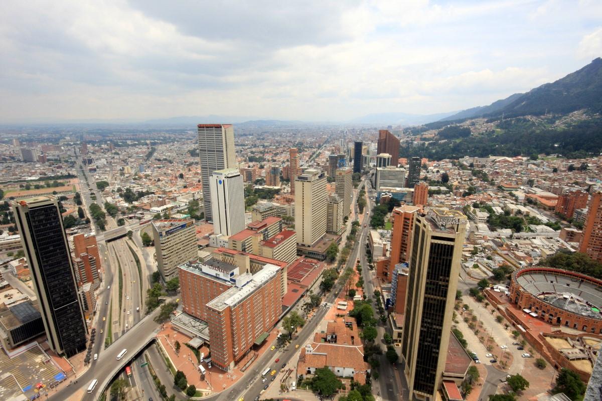 Bogota Nerede Nerenin Başkenti Hangi Ülkede