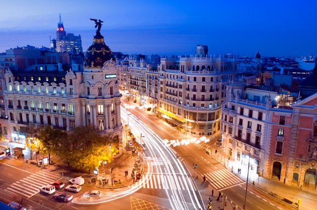 Madrid Nerede, Nerenin Başkenti ve Hangi Ülkede?