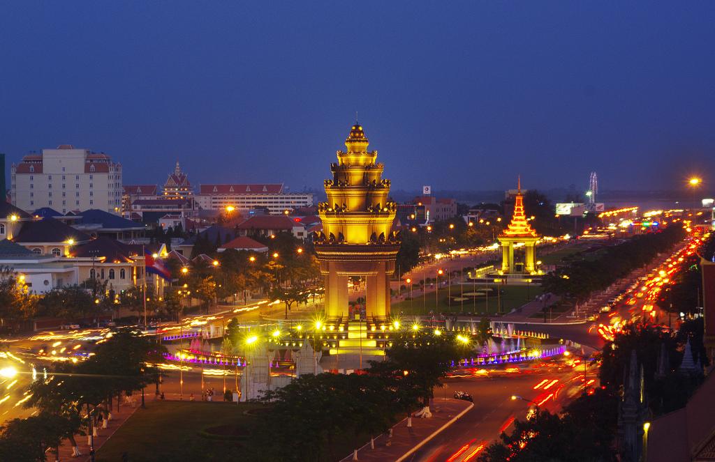 Phnom Penh Nerede, Nerenin Başkenti ve Hangi Ülkede?