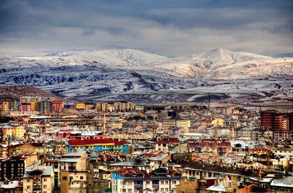 Sivas Nerede, Hangi Bölgede?