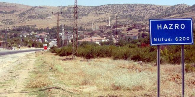 Hazro Nerede, Hangi Şehirde