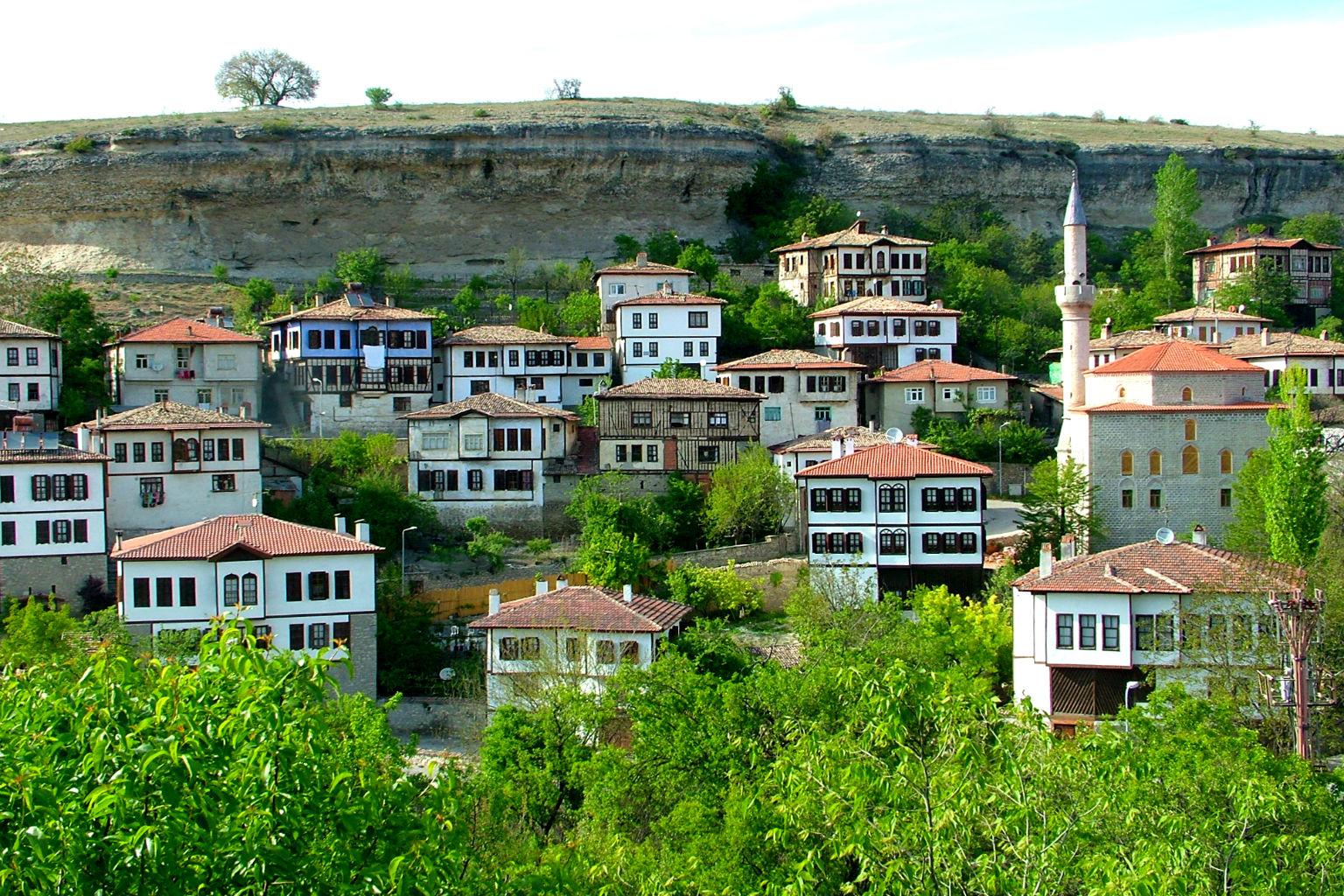 Safranbolu Nerede, Hangi Şehirde