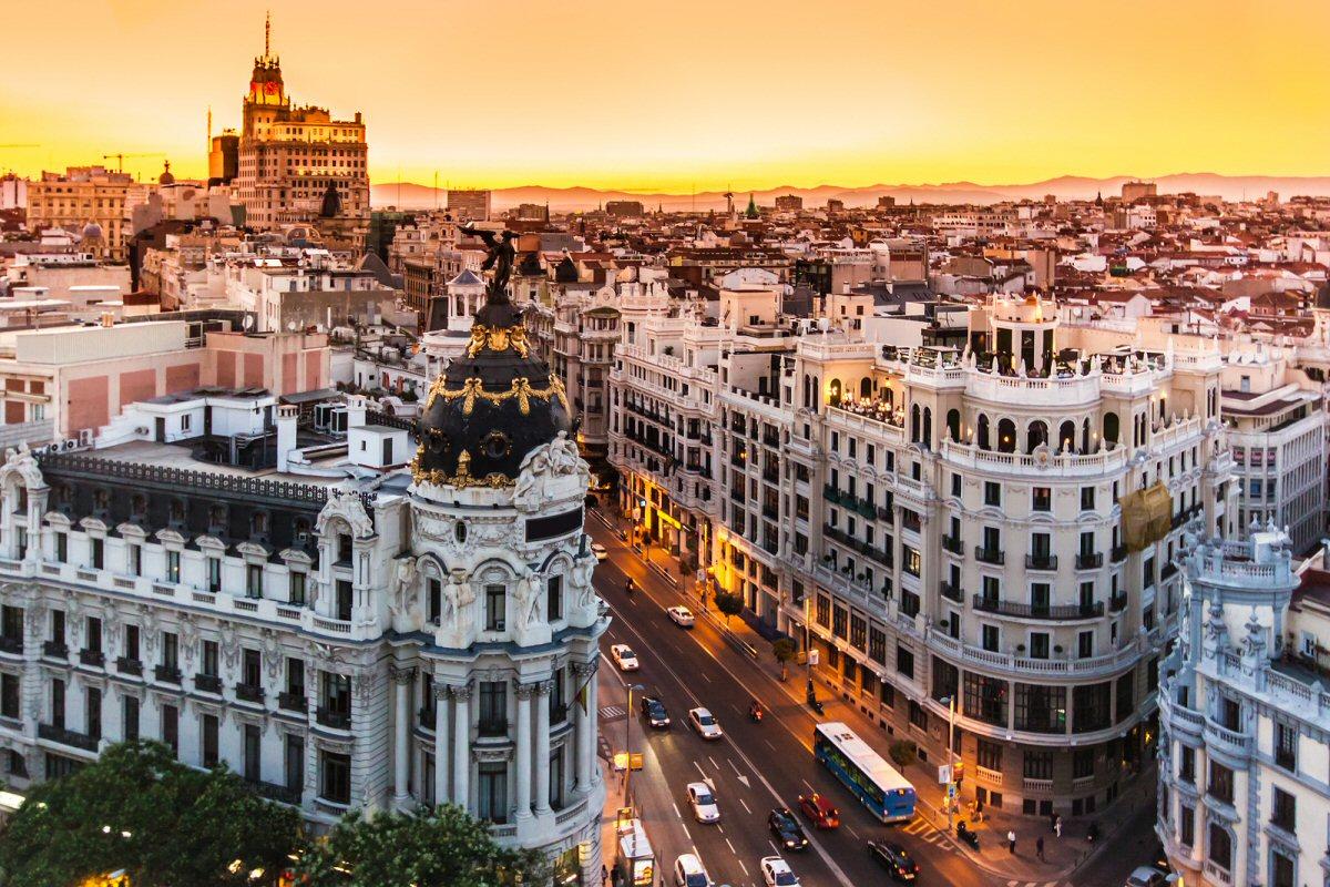 İspanya Nüfusu Başkenti Nerede Hakkında Bilgi