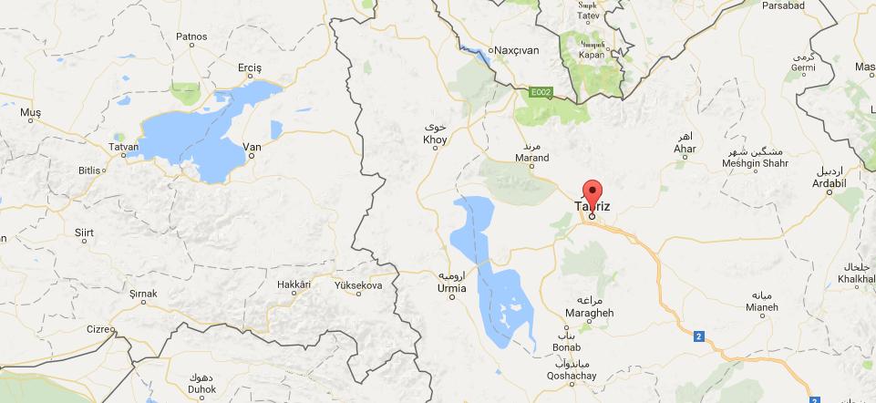 Tebriz Nerede, Nasıl Gidilir, Hangi Ülkede