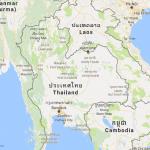 Tayland Nerede, Nasıl Gidilir, Hangi Kıtada, Haritası, Başkenti