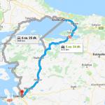 İstanbul İzmir Arası Kaç Km ve Kaç Saat