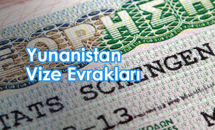 Yunanistan Vizesi Nasıl Alınır, Gerekli Belgeler ve Ne Kadar?