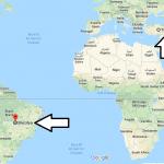 Brezilya Hangi Kıtada?