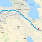 İran Hangi Kıtada?