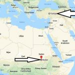 Sudan Hangi Kıtada