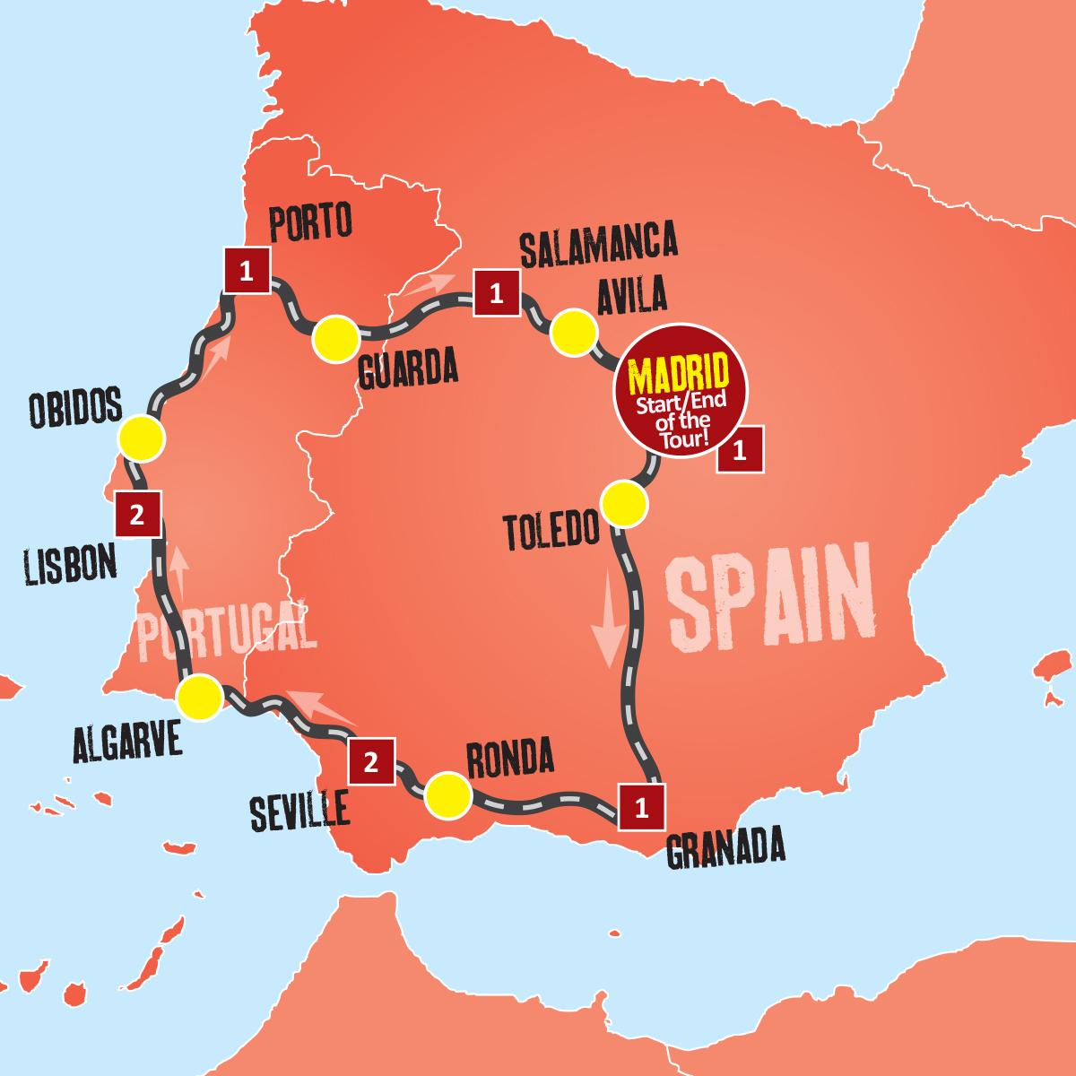 Spain Neresi, Hangi Ülke, Türkçesi, İngilizcesi Ne Demek