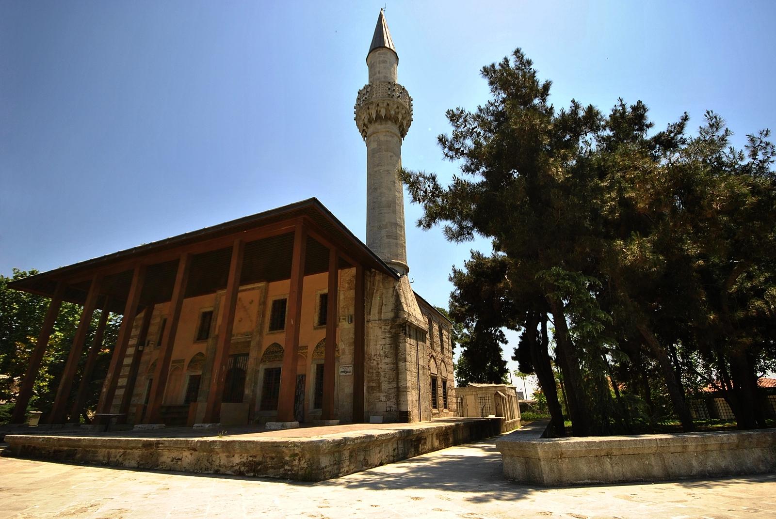 Takkeci Baba Cami Nerede, Nası Gidilir