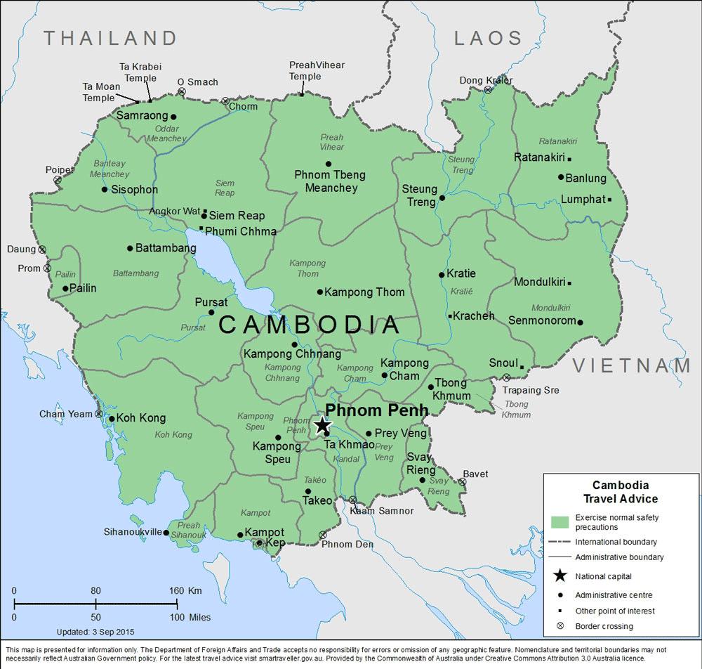 Cambodia Neresi, Hangi Ülke, Türkçesi, İngilizcesi Ne Demek