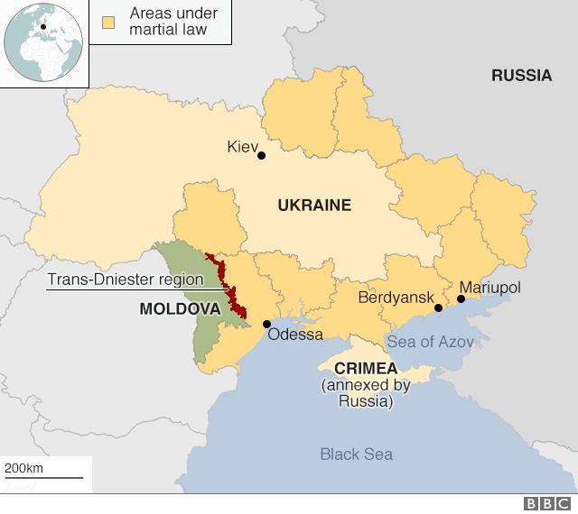 Ukraine Neresi, Hangi Ülke, Türkçesi, İngilizcesi Ne Demek